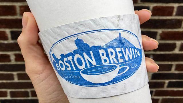 Boston Brewin coffee