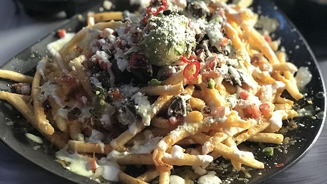 carne asada fries in san diego