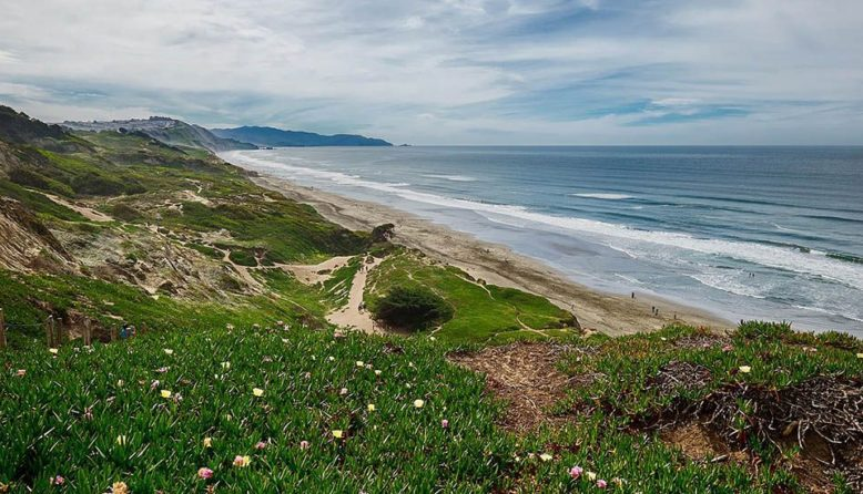 Fort Funston in San Francisco