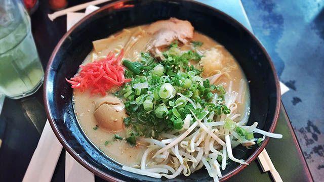 Japanese Food in Los Angeles