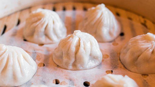 Dumplings in San Francisco