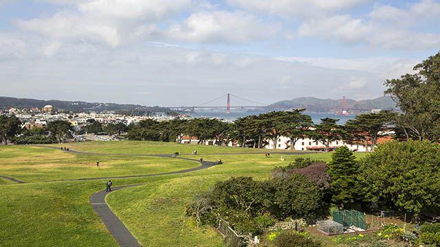 Fort Mason in San Francisco
