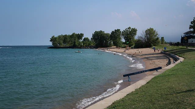 hyde park beach chicago