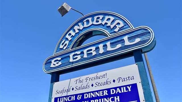 a restaurant in Monterey
