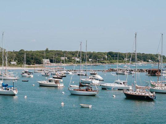 harbor at Martha's Vineyard