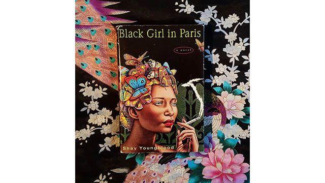 Black Girl in Paris via Well Read Black Girl Twitter book cover