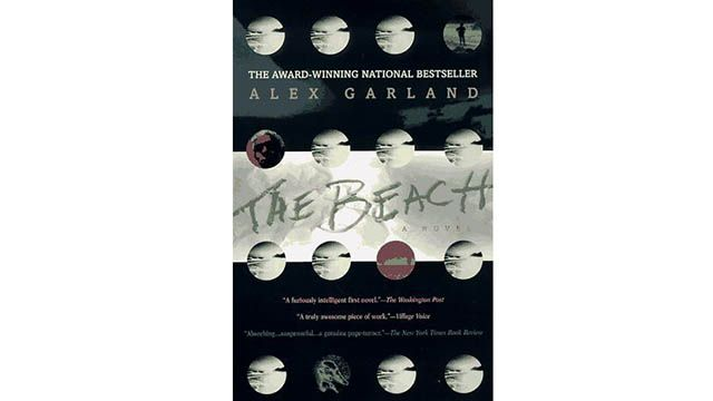 The Beach Alex Garland Book Cover