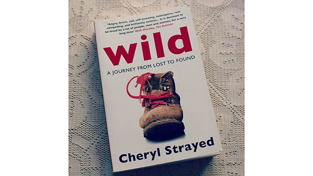 Wild Cheryl Strayed book cover