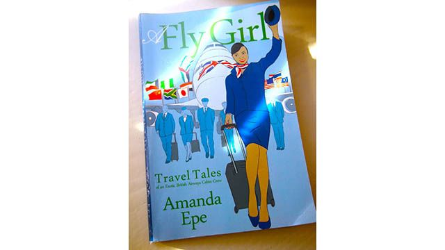 A Fly Girl Amanda Epe book cover