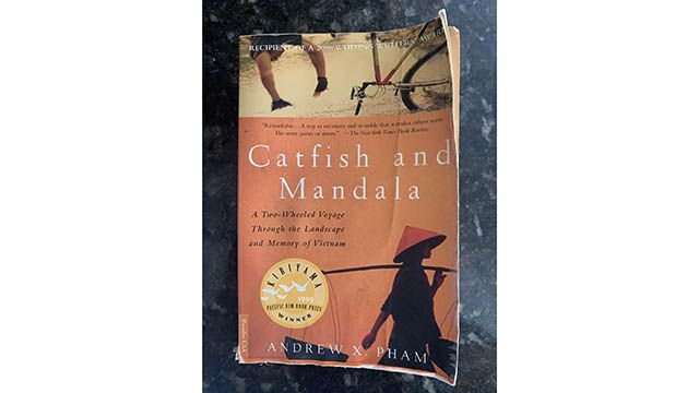 Catfish and Mandala by Andrew Pham book cover