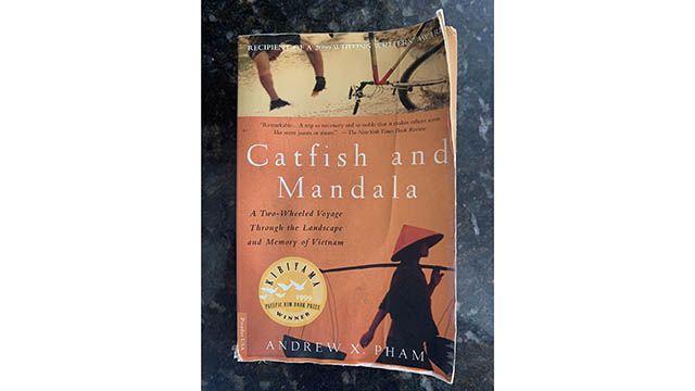 Catfish and Mandala by Andrew Pham book cover