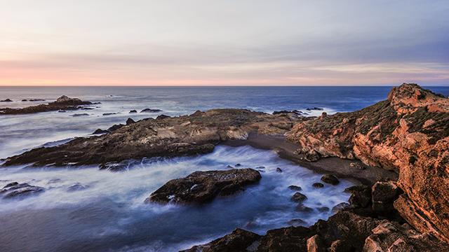 point lobos beach monterey