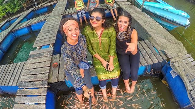 blogger Gabby Beckford in Sri Lanka