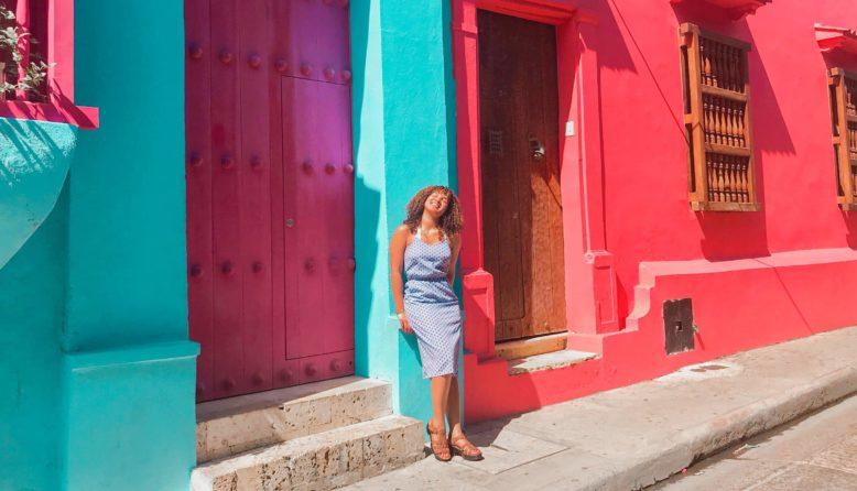 blogger Gabby Beckford of Packs Light
